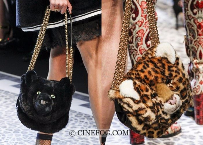 Handbags Fall-Winter 2017-2018 Fashion Trends: toys