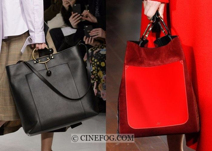 Handbags Fall Winter 2018 Fashion Trends Black And Red Per