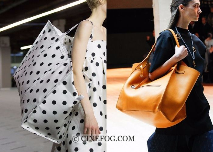 Handbags Fall-Winter 2017-2018 Fashion Trends:  large tote handbags