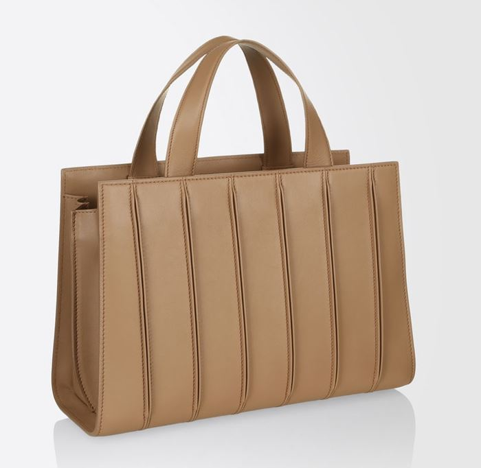 Max Mara Handbag Collection Fall/Winter 2017-2018: beige Whitney tote bag