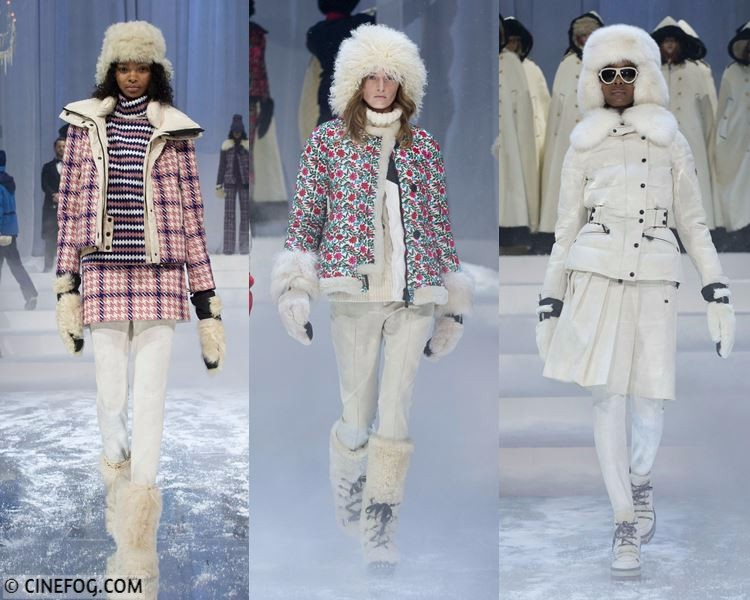 Jackets Fall/Winter 2017-2018 Fashion Trends: plaid, floral and white down jackets