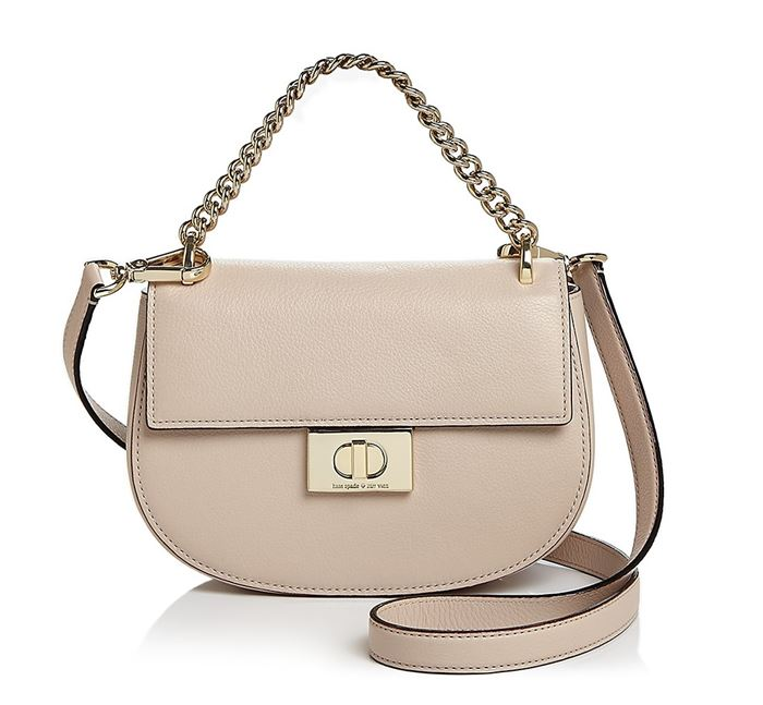 Beige Color Designer Bags 2018 - Kate Spade New York Greenwood Place Rita taupe leather crossbody bag